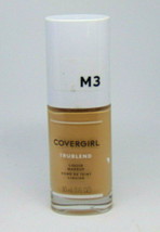 COVERGIRL TRU BLEND Liquid Makeup No.M3 Golden Beige 1.0Fl.oz./30ml - $7.09