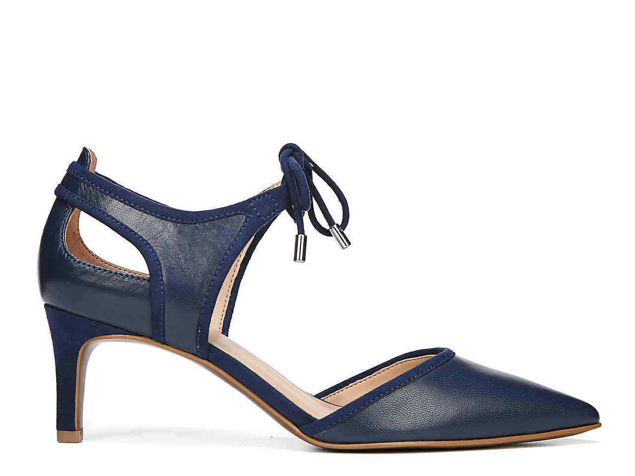 Franco Sarto L-Darlis Pump Blue, Size 9 M
