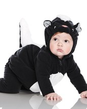 NEW NWT Carters Skunk Halloween Costume Boy or Girl 12 18 or 24 Month - $22.99