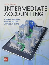 GEN COMBO INTERMEDIATE ACCOUNTING; CONNECT ACCESS CARD [Hardcover] [Feb ... - $279.95