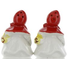 "Hull Little Red Riding Hood 3"" Salt and Pepper Table Shaker Set AAA image 5"
