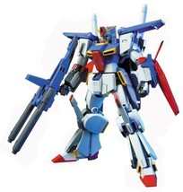 HGUC #111 MSZ-010 ZZ Gundam 1/144 scale model kit by Bandai - $35.92