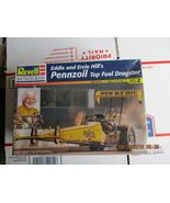 Revell Eddie & Ercie Hill's Pennzoil Top Fuel Dragster 1/25 scale - $29.99