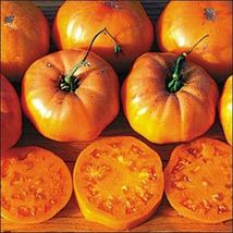 SHIP FROM US 50 Seeds Yellow Beefsteak Tomato,DIY Vegetable Seeds AM - $55.99