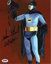 Adam West as 'Batman' Signed 8x10 Photo Certified Authentic PSA/DNA COA - $247.49