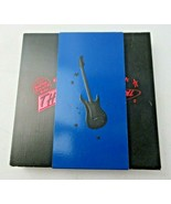 THE LEGENDS OF ROCK'N'ROLL CASSETTE GIFT BOX WITH SEALED STAMPS 1992 - $20.00