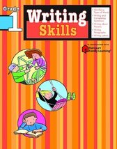 Writing Skills: Grade 1 (Flash Kids Harcourt Family Learning) [Paperback... - $3.94