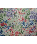 Watercolor Floral-Timeless Treasures-BTY - $8.95