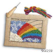Rainbow Rug Hooking Kit - $41.19