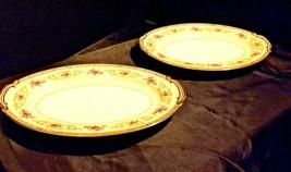 Noritake China Japan (Colby Pattern # 5032) serving platters AA19-1490 Vintage image 2