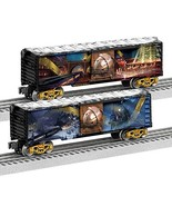 Lionel The Polar Express, Electric O Gauge Model Train Cars, Boxcar (2 P... - $163.99