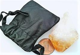 Citrine Crystal Specimen Keepsake Pouch 6 - $5.33