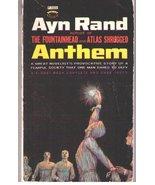 Anthem (P 2809 [Paperback] Ayn Rand - $1.25