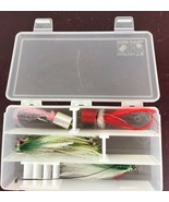 Vintage Fly Fishing Flies With Case - $18.70