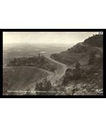 Switchbacks Broadmoor Real Photo Postcard Colorado Cheyenne Highway CO RPPC - $19.99