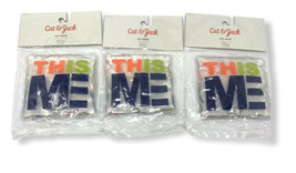 3 Ice Packs for Coolers and Lunch Box BPA Free - THIS IS ME - Inspirational - $20.68