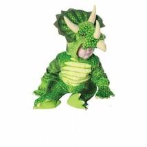 Underwraps Triceratops Green Dinosaur Infant Toddler Halloween Costume 2... - $28.98