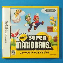New Super Mario Bros. (Nintendo DS, 2006) Japan Import - $11.05