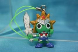 Bandai Sgt Frog Keroro Quest Gunso Figure Strap Brave Keroro - $16.99