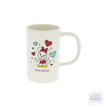 Disney Parks Minnie Sweet and Lovely Coffee Cup Mug - $29.65
