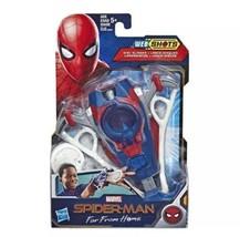 Marvel Spider-Man Web Shots Disc Slinger Blaster Far From Home Hasbro E4129 - $13.37