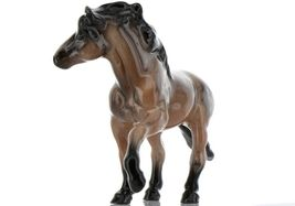 Hagen Renaker Miniature Horse Mustang Stallion Ceramic Figurine Boxed image 4