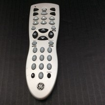 GE RC24914-E 4 Device Universal Remote Control TV Cable Sat DVD DVR AUX Tested - $11.79
