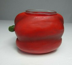 Yankee Candle Votive/Tealight Holder Bell Pepper Vegetable Veggie - $8.91