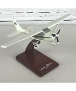 Cessna Stationair C-206 1 of a Kind Large Wooden Model Airplane Aircraft... - $249.89
