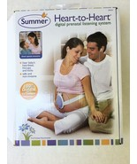 Summer Heart-to-Heart Digital Prenatal Listening Baby Monitoring System Parts - $11.87