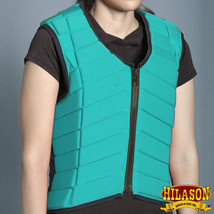 Equestrian Horse Riding Vest Safety Protective Hilason Adult Eventing U-1-VX - $62.95