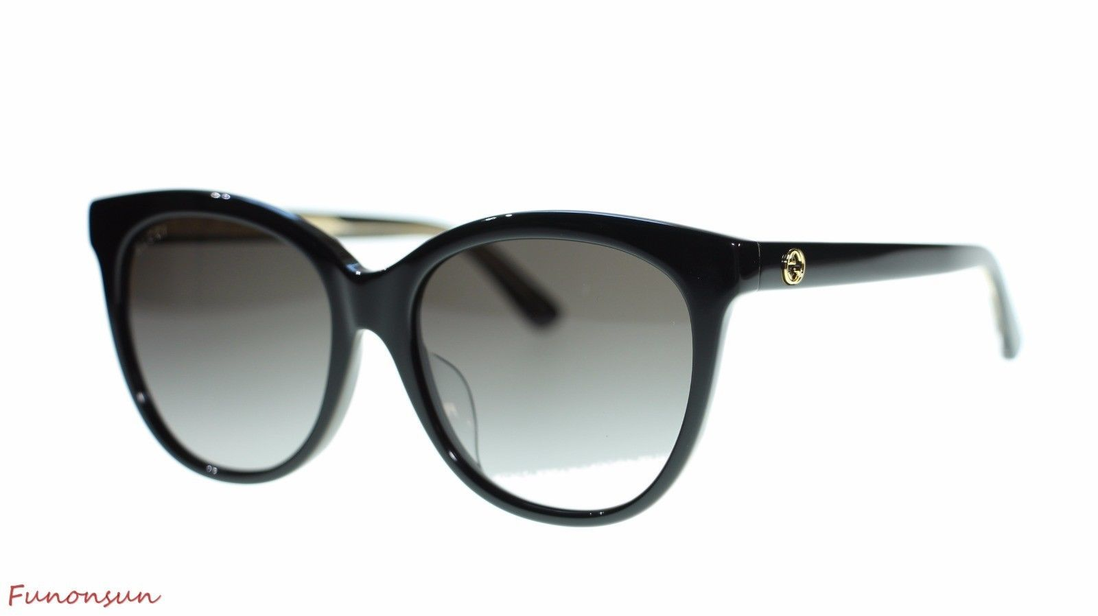 72371063b59 Gucci Women Oval Sunglasses GG0081SK 001 and 44 similar items. S l1600