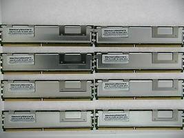16GB 8X2GB FOR HP PROLIANT BL480C BL680C G5 DL140 G3 DL160 G5 DL160