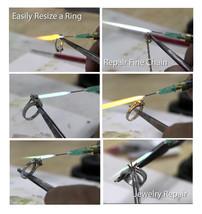 Jewelry brazing welding flame torch machine - $433.15