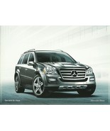 2010 Mercedes-Benz GL-CLASS brochure catalog US 10 350 BlueTEC 450 550 - $10.00