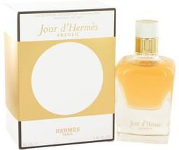 Hermes Jour D'hermes Absolu 2.87 Eau De Parfum Spray Refillable image 4