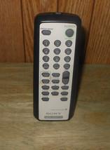 Sony RMT-CV25A Remote Control Radio Cassette - $19.33