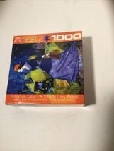 Eurographics Helena Lam Paris Adventure 1000 Piece Jigsaw Puzzle - $17.42