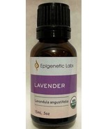 New Epigenetics Lab Lavender 15mL Organic Essential Oil - $39.55