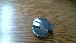#1551 KENMORE STAINLESS OVEN KNOB - PART# 3163535 - FREE SHIPPING!! - $18.27