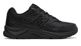New Balance 840v2 Womens Black Wide Running Walking Sneakers Shoes Size ... - $149.99