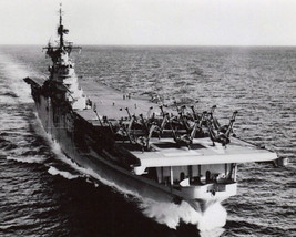 USS VALLEY FORGE 8X10 PHOTO NAVY US USA MILITARY CV-45 AIRCRAFT CARRIER ... - $3.95
