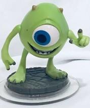 Disney Infinity Monsters University Mike Wozowski Figure Cake Topper Gif... - $15.08