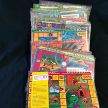 Frog Family Fun Pack Set Incomplete Reading Math Home School Games - $56.99