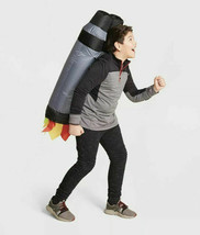 """Kids' Inflatable Jet Pack 34"""" Backpack Halloween Costume One Size Hyde &... - $14.84"""