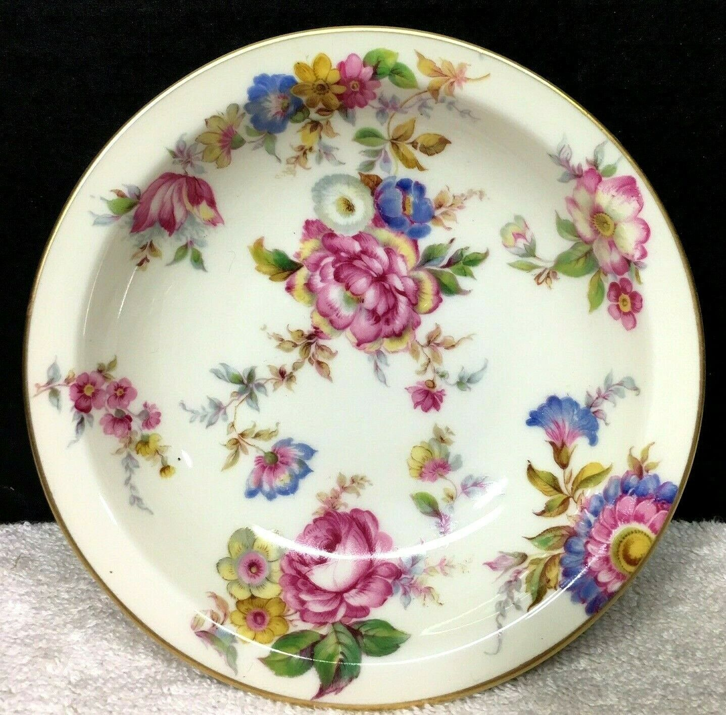 Primary image for Rosenthal Ivory The Sunray Rim Fruit Dessert Sauce Bowl Excellent Shape