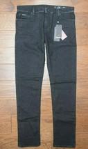 Armani Exchange A|X J14 Men's Skinny Fit Stretch Cotton Charcoal Denim J... - $59.39