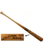 Dale Murphy signed Louisville Slugger 125 Genuine Game Model B310 Bat - $219.95