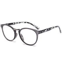 Women Reading Glasses Vintage Elegant Eyeglasses Round Reader Sights - $6.10