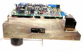 FANUC A06B-6058-H007 SERVO DRIVE W/ A16B-1100-0300/02A TOP BOARD A06B6058H007